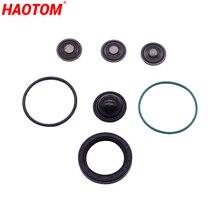 7PCS/Set Car High Pressure Fuel Pump Repair Kit Oil Seal For Opel 93174538 815049