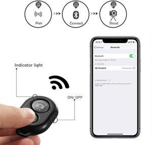Image 2 - Trípode Selfie Stick para Selfie teléfono móvil fotografía y vídeo iluminación Base portátil soporte Smartphone trípode móvil