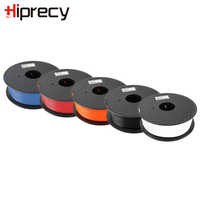 Material de impressão colorido do pla 1.75mm 1kg do filamento de hiprecy para a impressora 3d caneta laranja branco preto vermelho azul