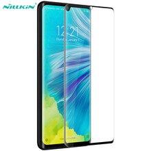 Tempered Glass For Xiaomi Mi CC9 Pro NILLKIN 3D CP+MAX Full Cover Glass Screen Protector For Xiaomi Mi Note 10/Note 10 Pro Film