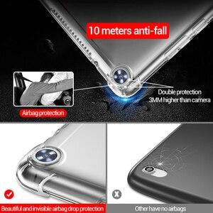 Image 3 - Чехол PZOZ для HuaWei M6, силиконовый ударопрочный прозрачный чехол из ТПУ для HuaWei M3 M5 8,4 10,8 M3 M5 lite 8,0 10,1, чехол для планшета