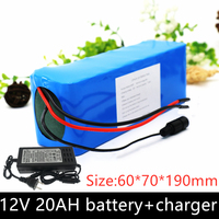 12V battery 3s10p 11.1v12.6v 20ah 18650 rechargeable lithium ion battery pack for sightseeing vehicles and electric bicycles