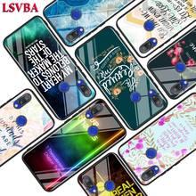 Biblical scriptures for Xiaomi Redmi Note 7 6 5 4X 4 K20 Pro 7A 6A S2 5A Plus Super Bright Glossy Phone Case