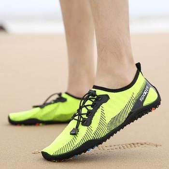 Unisex para odkryty Casual Sport sandały wodne buty plaża Barefoot szybkie suche Aqua buty do pływania trampki zapatos de mujer # g4 tanie i dobre opinie Eillysevens Wsuwane Początkujący ANTYPOŚLIZGOWE Dobrze pasuje do rozmiaru wybierz swój normalny rozmiar Spring2019