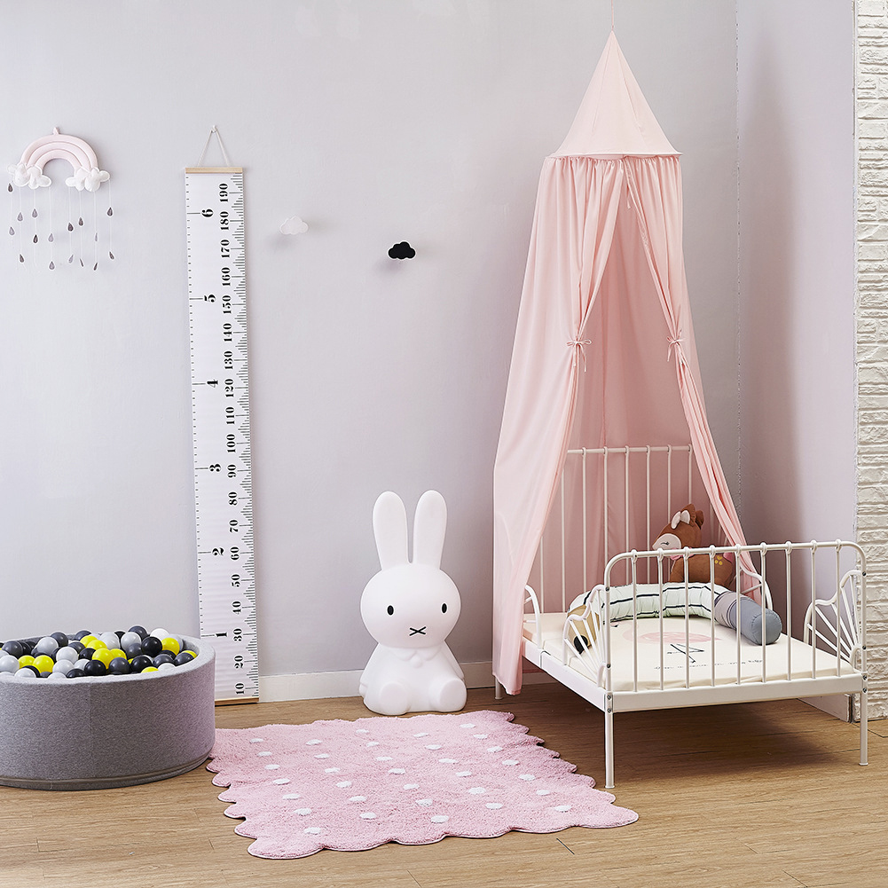 Kid Baby Eco-Friendly Princess Dome Bed Canopy Mosquito Net Nursery Play Tent Hanging House Decoration For Baby