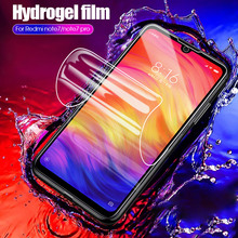 10D Soft Hydrogel Film For Xiaomi Redmi Note 8 7 Pro K20 7A 7 Screen Protector For Xiaomi Mi 9T 9 8 SE A3 Lite Protective Film 3pcs hydrogel film for xiaomi redmi note 7 pro 8 pro note 8t for xiao mi 9t 9 t screen protector for redmi 7a 6a protective film