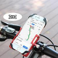 Glorystar p20 liga de alumínio suporte do telefone 360 graus de rotação navegação bicicleta anti deslizamento suporte do telefone móvel|Acessórios para bicicleta elétrica| |  -