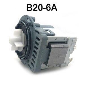 Image 3 - 100% חדש מקוריים מכונת כביסה חלקי B20 6 B20 6A = DC31 00030A PSB 1 30w ניקוז משאבת מנוע טוב עבודה