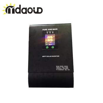 Off grid 3000W/6000W PEAKING solar inverter MPPT solar charge controller 220Vac 48V PV60Vdc-100Vdc 1