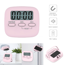 Kitchen-Tool Lcd-Timer Digital Reminder Count-Up Cooking-Studying Down Magic