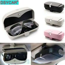 Dsycar 1 шт автомобильный солнцезащитный козырек очки солнцезащитные