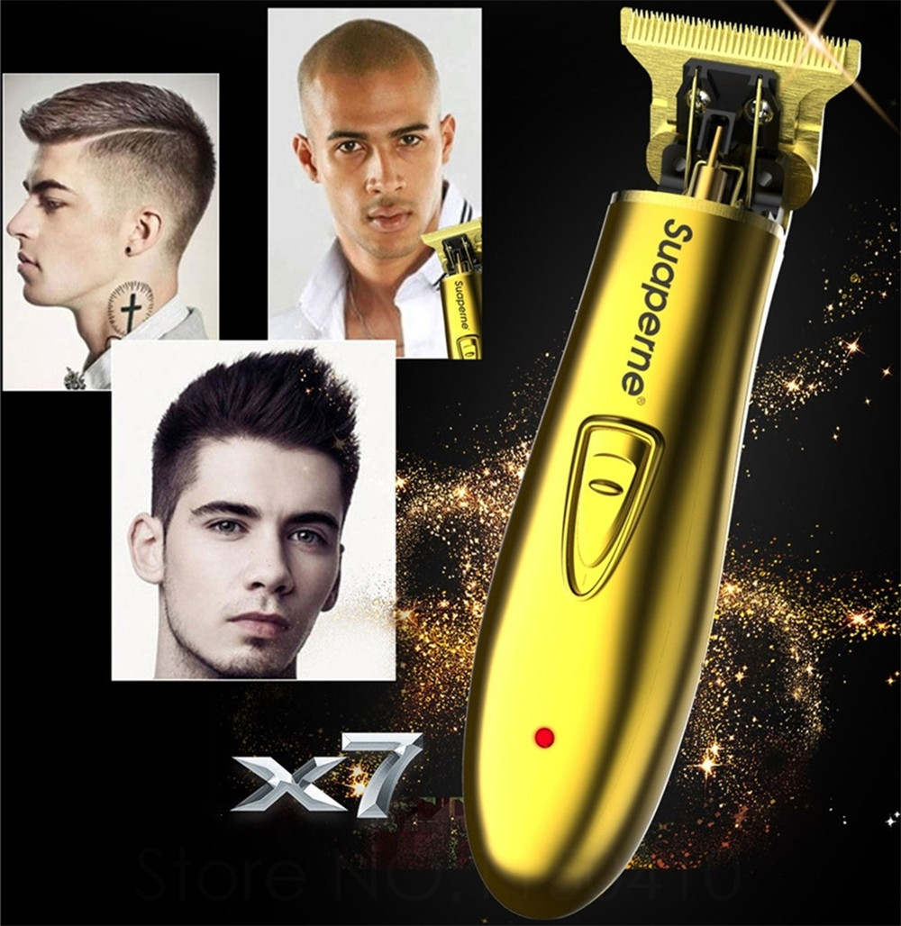 Rechargeable Cordless Hair Trimmer