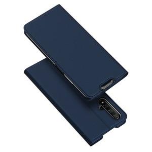 Image 3 - แม่เหล็กพลิกกระเป๋าสตางค์หนังสำหรับกรณี Fundas Huawei P20 P30 Lite Honor 20 Pro 10i 20i 9X P PLUS 2019 COVER