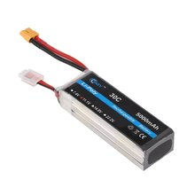 11.1V 5000mAh 30C XT60 Plug Connector Li-poly Rechargable Battery 1042125B for RC Helicopter Qudcopter Drone Truck Car Boat wild scorpion 7 4v 1800mah 2cell 30c xt60 plug for rc model