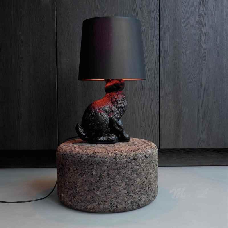 Nordic Animale Sveglio Resina Lampada da Tavolo Coniglio Lampada da Tavolo Art Deco Accanto Lampada Moderna Camera da Letto Soggiorno Studio di Apparecchi di Illuminazione da Tavolo lampada