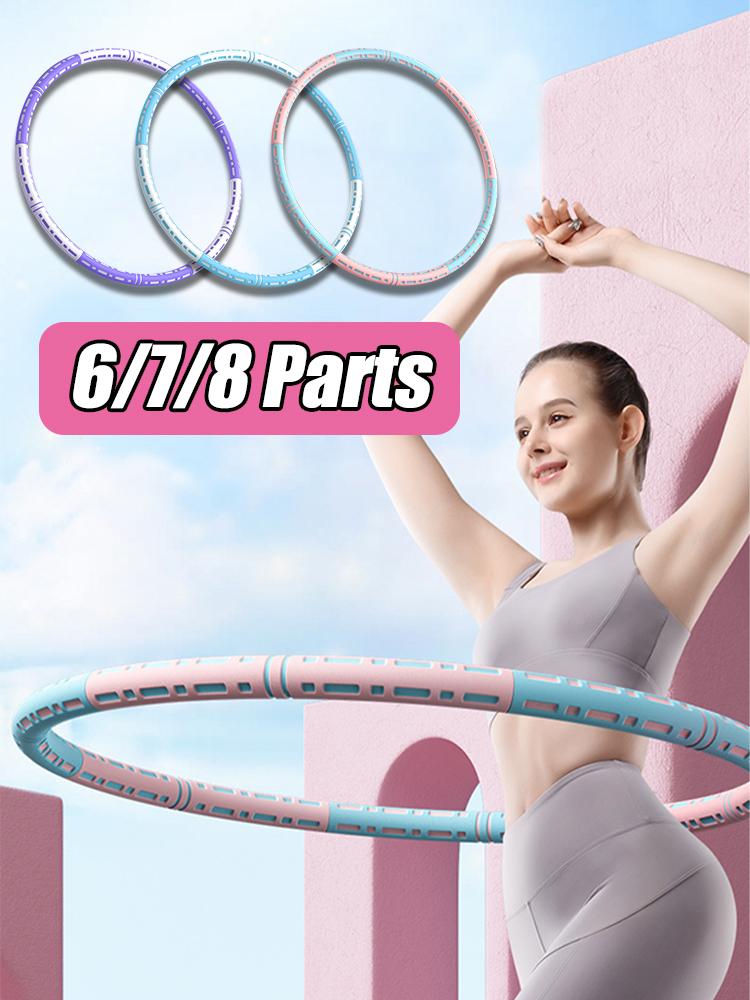 Fitness Erwachsene Hula Hoop Reifen   sportshop3000