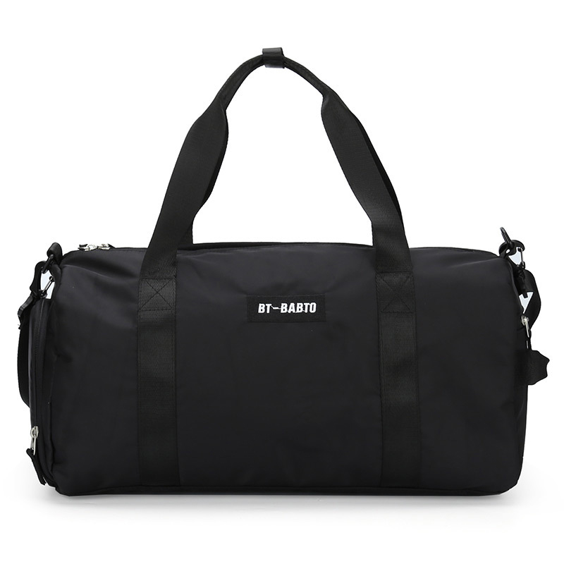 New Fashion Gym Bag Sport Women Shoe Compartment Waterproof Sport Bags For Fitness Training Yoga Sport Bag Men For Gym Tas in Gym Bags from Sports Entertainment