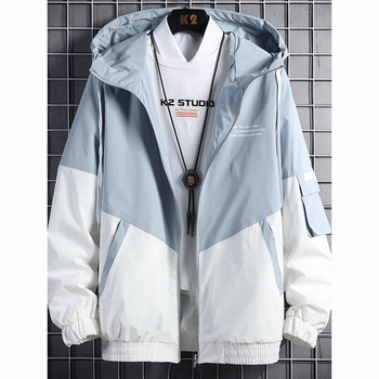 2020 spring and autumn clothes Men Jacket Size 3XL  5