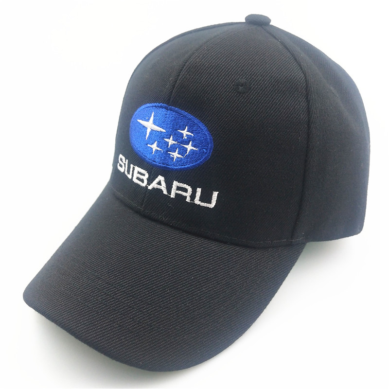 Unisex Cotton Car Logo Performance Baseball Cap Hat For Subaru Legacy Outback Forester Impreza Motorcycle Car Styling Accessorie