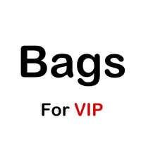Bolsas personalizadas para VIP/35 A 100 por favor envíenos su diseño antes de realizar