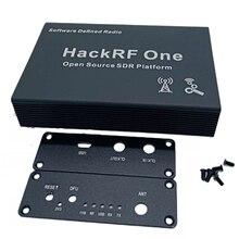 Черный алюминиевый корпус чехол для HackRF One SDR