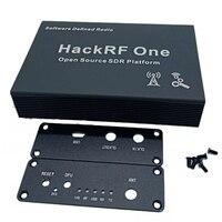 Zwarte Aluminium Behuizing Cover case shell voor HackRF Een SDR