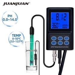 PH 221 cyfrowy regulator temperatury PH miernik Tester Tester jakości wody z podświetleniem wyświetlacz 40% off Mierniki pH Narzędzia -