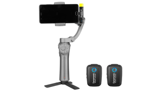 Image 5 - Saramonic Blink 500 Dual ไมโครโฟนไร้สายB1 B2 B5 B6 2.4GHสำหรับCanon Nikon Sony Blink500