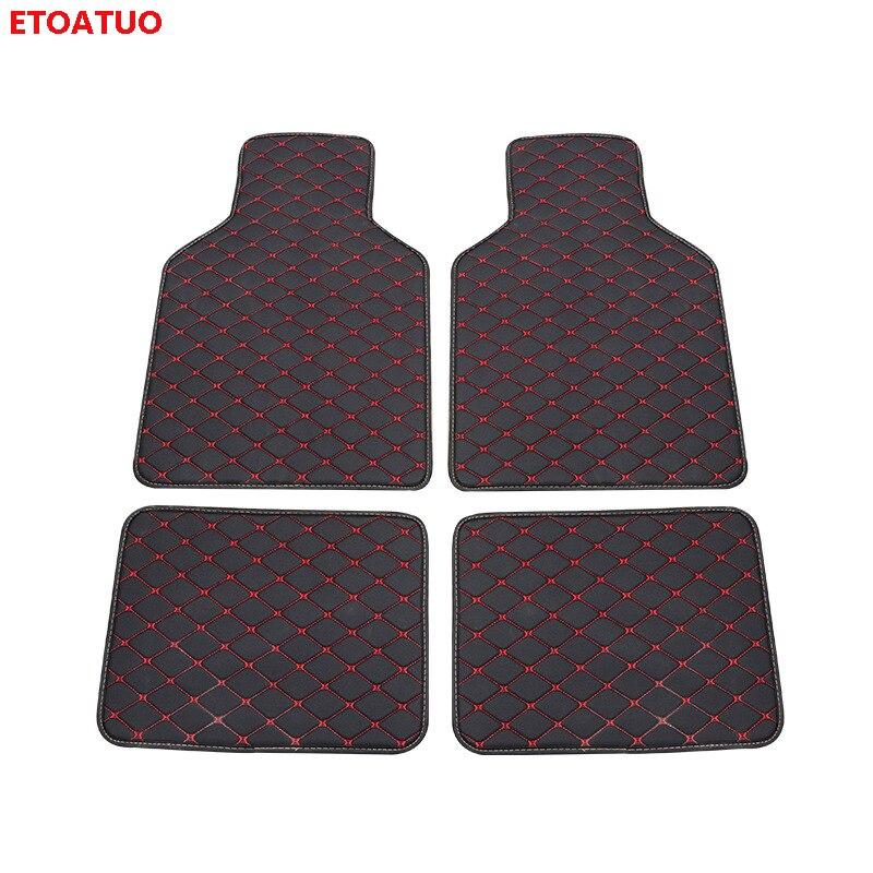 Etoatuo Universal Car Floor Mat For Chrysler All Models 300c 300s