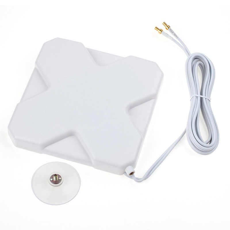 35dBi 3 グラム 4 グラムアンテナ LTE TS9 広帯域信号アンプ HUAWEI 社 E392/E397/E398
