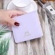 Purse Female Handbag Wallets-Pouch Money-Bag Coin Card-Holder Fashion Short Women