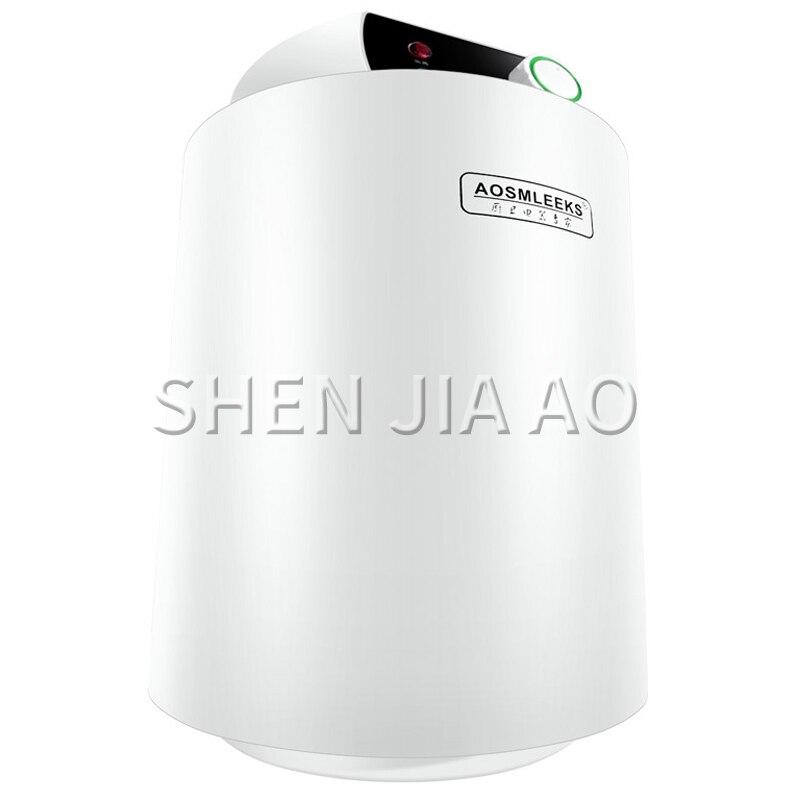 Calentador de agua de baño de 8500W inducción eléctrica sin tanque ducha de agua caliente infinita instantánea a dormitorio escolar de hotel BK506A - 2