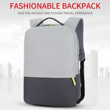 Laptop Backpack  polyester Storage Waterproof Lightweight Zipper Closure Large Capacity Drop Shipping #812