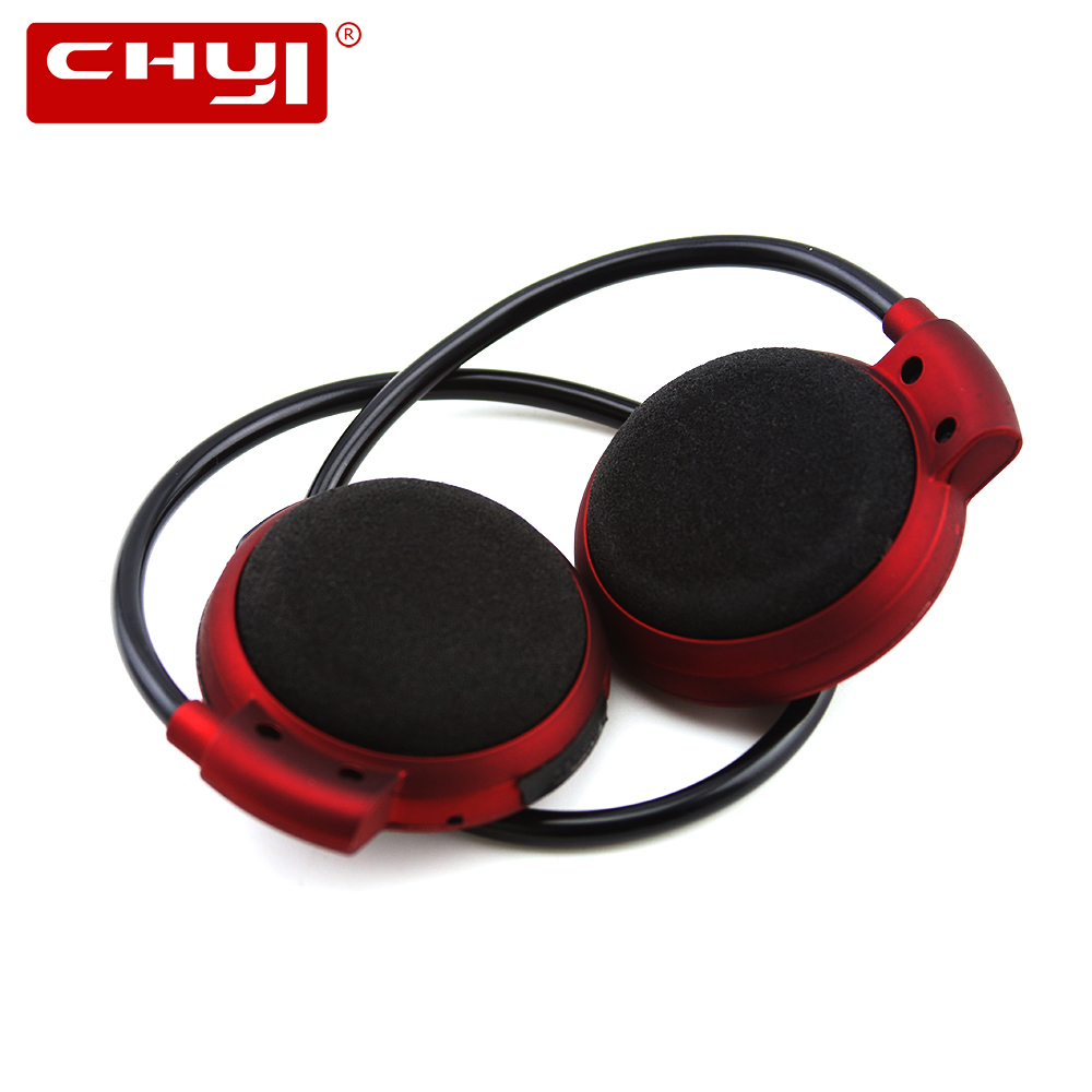 CHYI Wireless Bluetooth Headset Earphones Rechargeable Earbuds Sports Music Earbuds With Mic For iPhone Samsung Huawei Phone