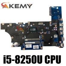 Für HP Für Probook 450 G5 Laptop Motherboard DA0X8CMB6E0 L00828-601 L00828-001 Motherboard i5-8250U Cpu 100% TEST OK!