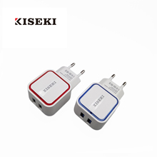 Factory  price 5v1a 2 usb wall charger for mobile phone power bank xiaomi