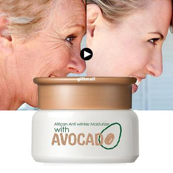 Avocado Nutrition kremy do twarzy Anti-Aging trwałe głębokie nawilżające nawilżające krem na dzień pielęgnacja skóry Unisex dropshipping tanie i dobre opinie YIGANERJING CN (pochodzenie) Jedna jednostka CHINA GZZZ CQT8SXL140= Face Wybielanie Face Cream