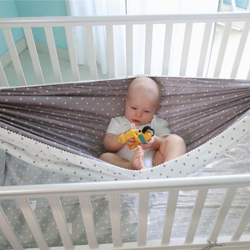 Ins children/'s swing hanging basket children hang bag baby cartoon hammock