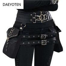 Женский рюкзак в стиле стимпанк daeyoten брендовый дизайнерский