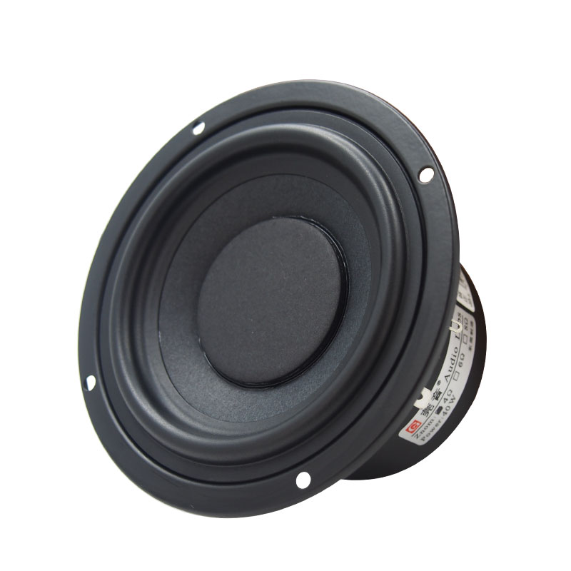 "1 PC Sounderlink Audio Labs 3"" 25W  4"" 40W 5"" 50W subwoofer woofer bass raw speaker driver 4 Ohm 8Ohm  inch unit"