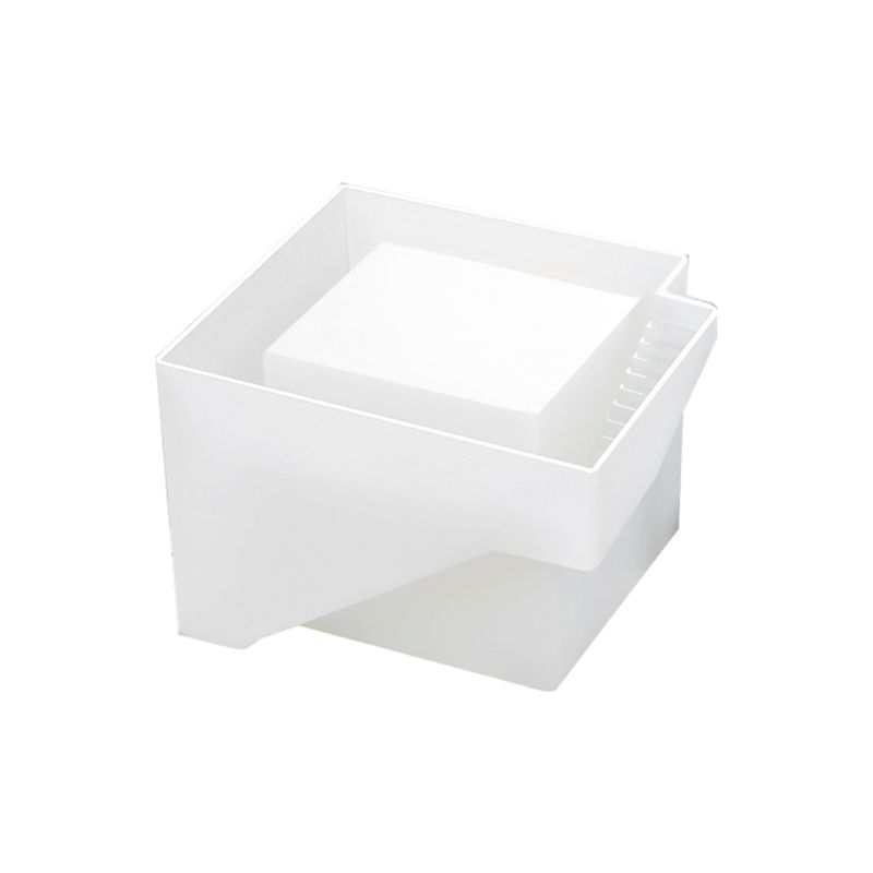 DIY Square Stair Silicone Mold Crystal Drip Concrete Plaster Abrasive Box Placement Crafts Jewelry Decoration