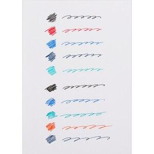 Image 5 - 10Pcs פנטל צבע מהיר ייבוש ג ל מילוי LRN5 0.5mm גדול קיבולת מתאים BLN75/BLN2005/BLN105 a מגוון של צבעים