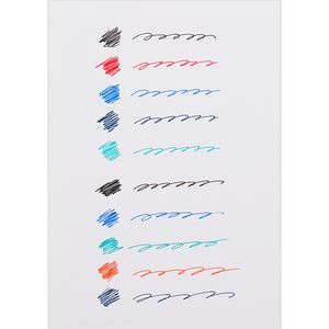 Image 5 - 10Pcs Pentel color quick drying gel refills LRN5 0.5mm large capacity suitable for BLN75/BLN2005/BLN105 a variety of colors