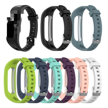 For Huawei 3e 4e Sports Smart Watchband for Huawei Honor Band 4 Running Version Bracelet Strap Watch Band Silicone Wrist Strap rondaful watch band silicone wrist strap for huawei 3e 4e smart watchband for huawei honor band 4 running version bracelet strap