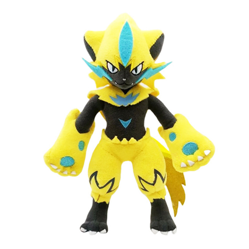 font-b-pokemon-b-font-go-pocket-monster-sun-moon-lost-thunder-zeraora-plush-doll-stuffed-animal-cartoon-toys-christmas-gift-for-kids