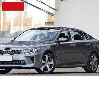 Нержавеющая сталь окна автомобиля Планки для kia Оптима kia k5 2016 2017 2018 2019 2020 4th поколения