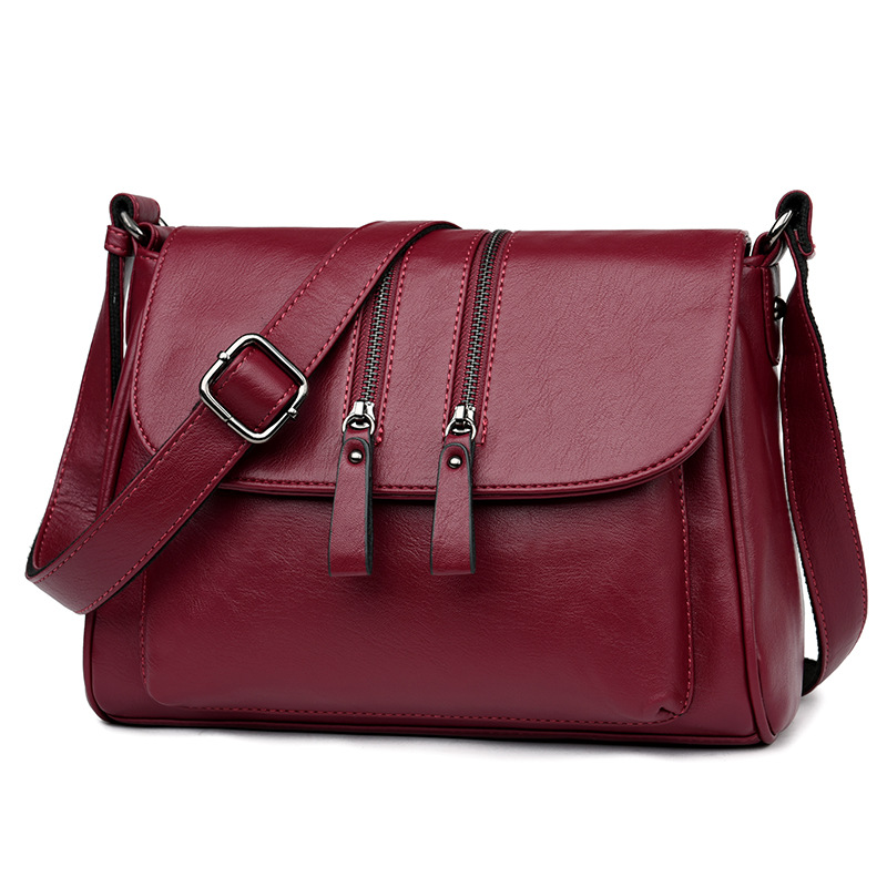 New Fashion Large Capacity Shoulder Bag For Women Messenger Crossbody Bags Ladies Solid Purses And Handbags Totes Designe 2019