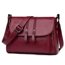 New Fashion Large Capacity Shoulder Bag for Women Messenger Crossbody