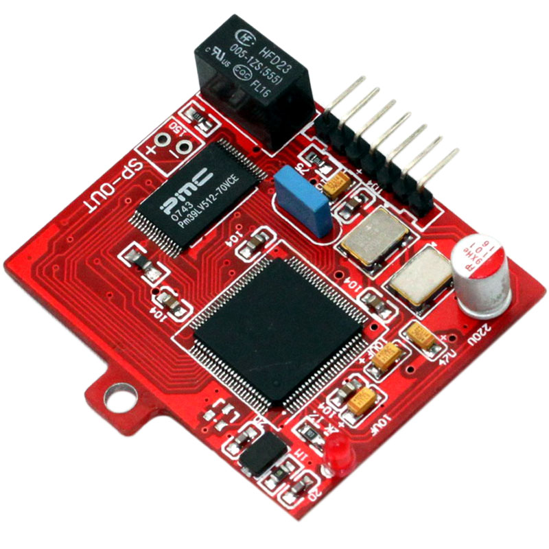 AMS-For Cm6631 Daughter Digital Interface Module Dac Board Suitable For Tda1541 Ak4399 Parallel T0376