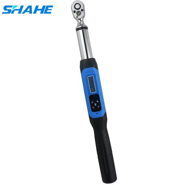 SHAHE Digital Torque Wrench 1/2 Adjustable Professional Electronic Torque Wrench Hand tools